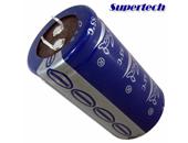 Supertech new value of slit foil, 10000uF 80V, great for PSU.